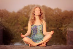 meditatie oefeningen tegen angst
